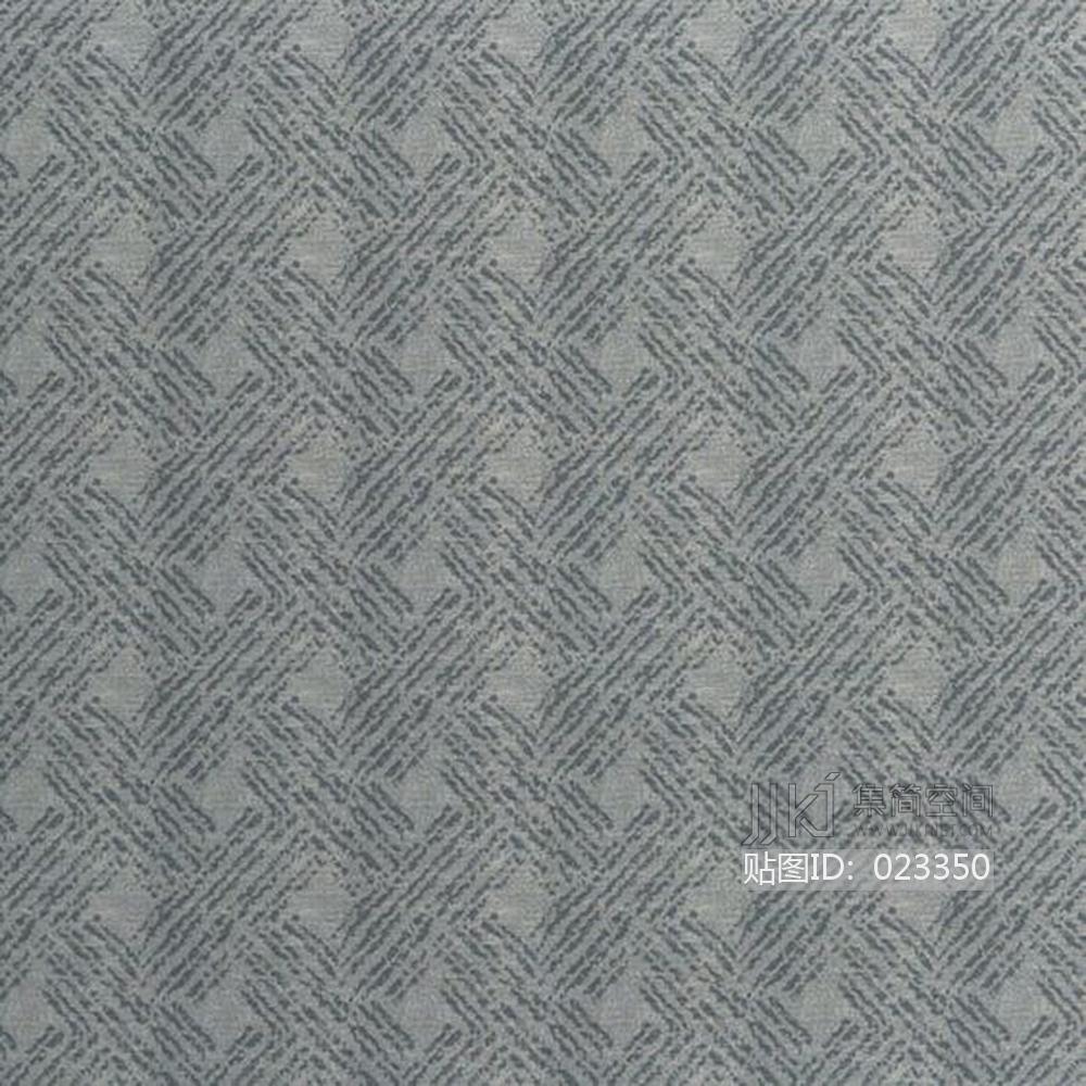 新中式古典花纹地毯贴图 (2)[模型id:023350]