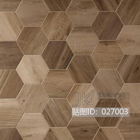 欧式法式拼花木地板 拼花(625)-【集简空间】全网3d
